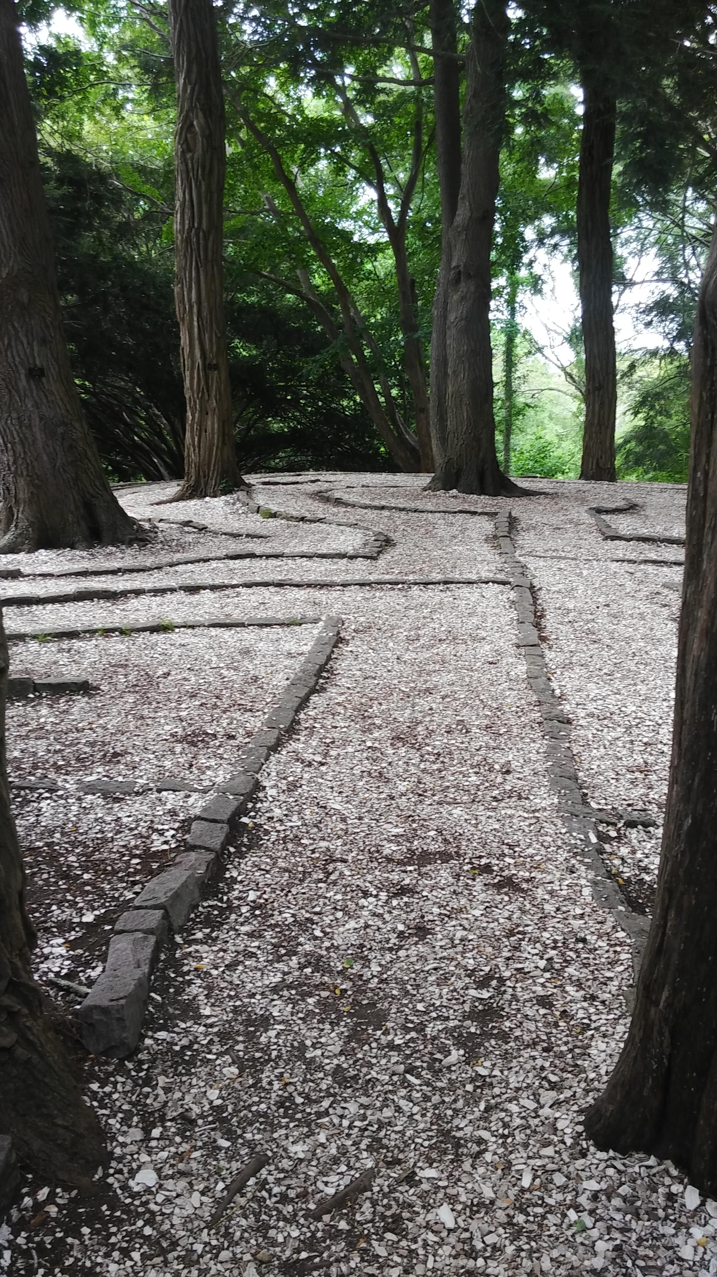 Heritage Gardens Labyrinth